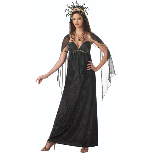 Mythical Medusa Costume - Small - Dress Size 2-6