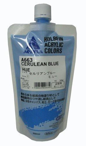 Gesso 300ml Cerulean Blue H (Acryla Gesso)