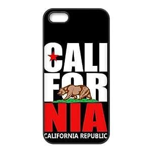 california republic t shirt Phone Case for Iphone 5s