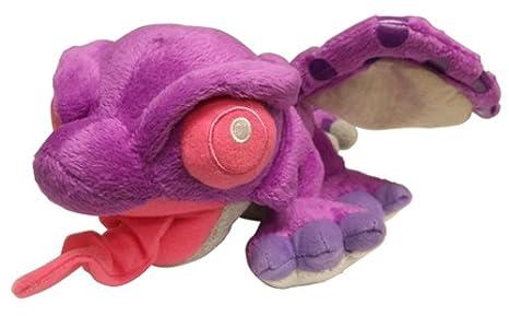 Capcom Monster Hunter ozanich/chameleos de Peluche de Peluche: Amazon.es: Juguetes y juegos