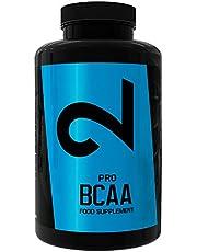 DUAL Pro BCAA  150 Comprimés Végétaliens Sans Additifs   Dose Élevée de Leucine, Isoleucine et Valine dans un rapport optimal 2 1 1  Vitamine B6 ajoutée pour aider à l'Absorption Fabriqué dans l'UE