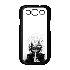 Samsung Galaxy S3 9300 Cell Phone Case Black Japanese Tokyo Ghoul qbom