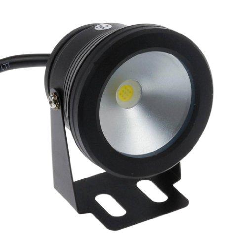 レモンツリー Lemonbest 10w 12v Black IP67 Water resistant LED U...