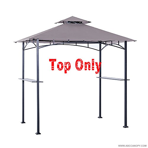 Abccanopy Grill Shelter Replacement Canopy Roof For Garden