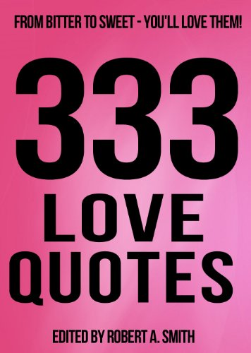 333 Love Quotes From Bitter To Sweet Youll Love Them Ebook