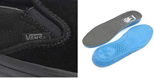 SHOES シューズ スニーカー SLIP ON PRO 黒/黒 BLACK OUT(US規格) スケートボード スケボー SKATEBOARD