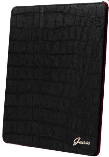 Black Croc Black iPad Guess for Case X7TWp0