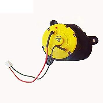 HBK Original Motor de Cepillo Lateral para aspiradora ILIFE V7S Pro V7 V7S Robot Piezas de Repuesto para Motor de Cepillo Lateral ILIFE V7: Amazon.es: Hogar