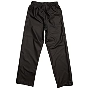 Helly Hansen Boy's Voss Pant, Black, 16