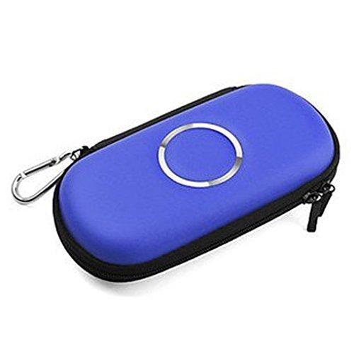 Hard Case Bag Pouch Cover For PSp 1000/PSp2000/3000 Blue