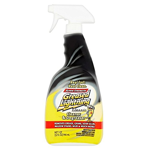 Greased Lightning Super Strength Multi-Purpose Cleaner & Degreaser, 32 fl oz (1) Pacific Air Filter