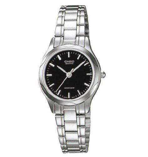 Casio General Ladies Watches Metal Fashion LTP-1275D-1ADF - WW