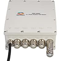 Microsemi PoE 5 Port 60W Outdoor SWITCH (PDS-104GO/AC/M-NA)