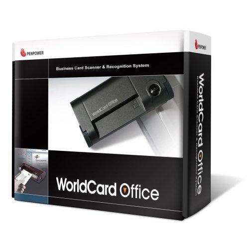 PenPower WorldCard Office Business Card Scanner