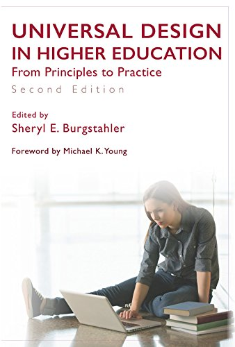 Universal Design in Higher Education: From Principles to Practice, Second Edition