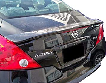 Accent Spoilers Spoiler for a Nissan Altima Coupe Factory Style Spoiler-Silver Metallic Paint Code K23