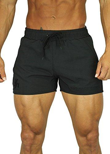 Youngla Mens Bodybuilding Running Shorts product image
