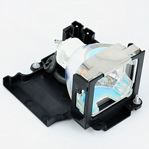 (QueenYii VLT-HC2LP Compatible Lamp for MITSUBISHI HC2 Projector Lamp with Housing)