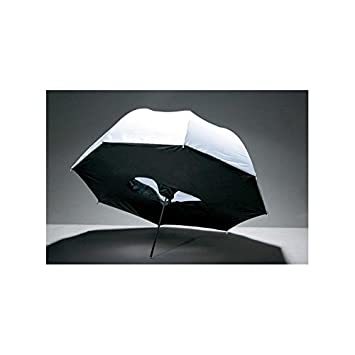 "Godox paraguas Softbox de Estudio ub-009 blanco/negro 33 ""(84"