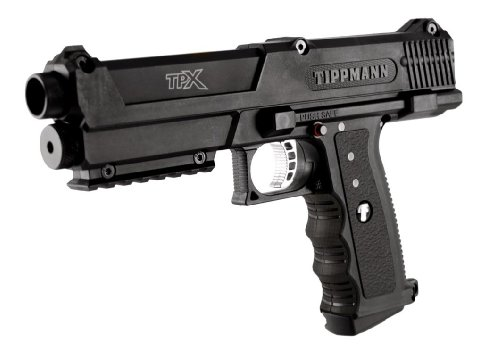 Tippmann TiPX .68 Caliber Paintball Pistol (Feed Magazine)