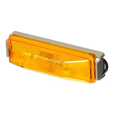 Grote 45093 Yellow Clearance Marker Light, Kit (46743 + 43850): Automotive