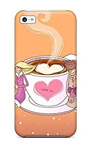 MMZ DIY PHONE CASEFashionable NkfaGek6960GxEXD ipod touch 5 Case Cover For Loves Romantic Love Desktop Protective Case