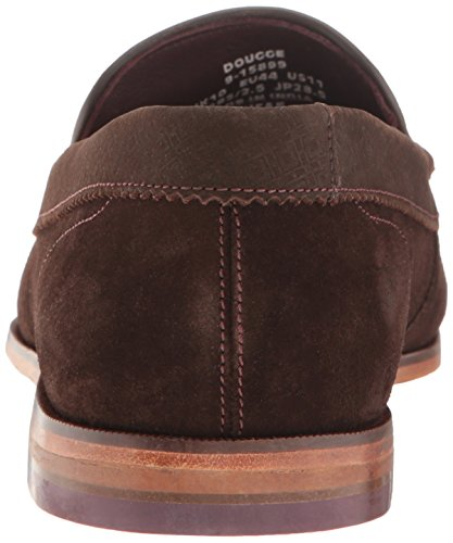 Ted Baker Heren Dougge Slip-on Loafer Bruine