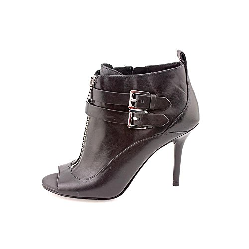 Michael Kors Brena Open Toe Womens Size 7 Black Fashion Ankle Boots 4lJ47VhcbL