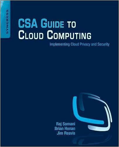 Amazon csa guide to cloud computing implementing cloud privacy amazon csa guide to cloud computing implementing cloud privacy and security 9780124201255 raj samani jim reavis brian honan books fandeluxe Images