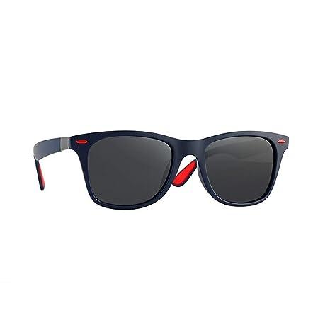 BOLANQ - Gafas de Sol polarizadas para Hombre, D, Tamaño ...