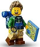 Minifigurines Lego Série 16 - RANDONNEUR Mini figurine Mis en sac) 71013