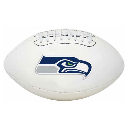 NFL Signature Series Full Regulation-Size Football (Seahawks Football Championship)