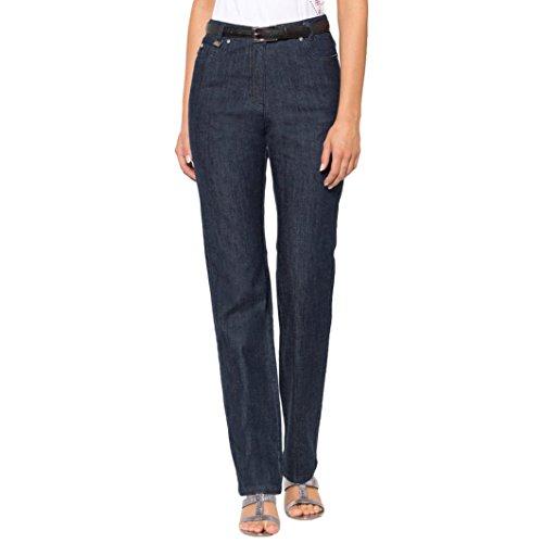 Jeans La Vita Grezzo Redoute Anne Bassa Weyburn Donna Straight Blu RrIrxvO