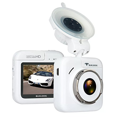 SD Card Not Include G-Sensor Motion Detection and Loop Recording Bvser Dash Cam 1.5 Inch Compact Design 1080P Ultra HD Driving Recorder Camera