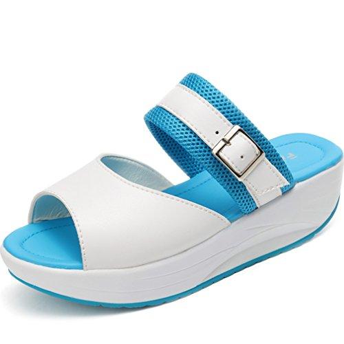 Solshine donna Solshine 2 Sandali 2 donna Blau Blau Sandali Solshine donna Sandali qnxXC0