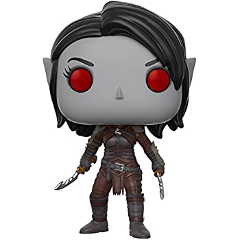 Amazon.com: Funko POP Games Elder Scrolls Warden Action ...
