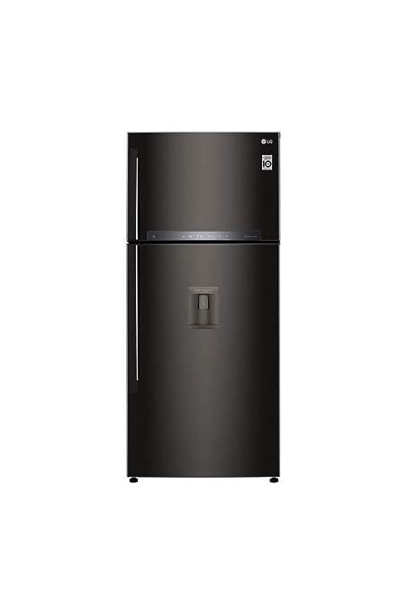 LG GTF7850BL - Frigorífico congelador 2 puertas - 509L 379L + 130 ...