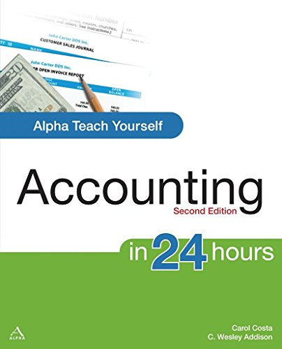Alpha Teach Yourself Accounting in 24 Hours, 2nd Edition]()