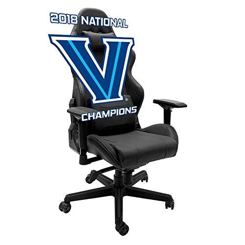 Xpression Gaming Chair with Villanova 2018 Championship Logo