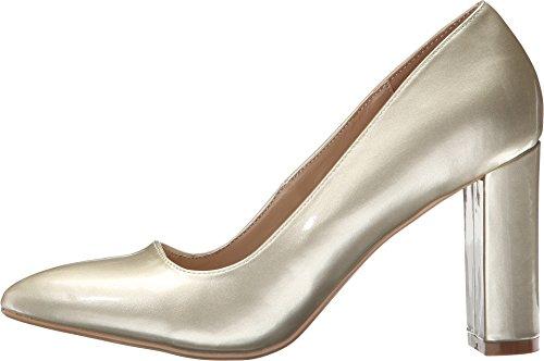 C Etikett Kvinnor Litchi-1 Guld