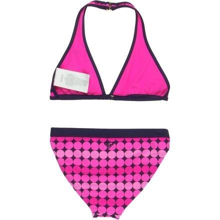 Roxy Girl Kaleidoscope Halter Swimsuit - Girls' Paradise Pink, 14