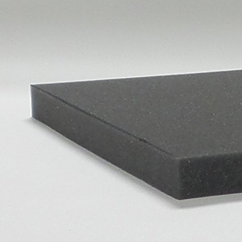 ough Gun Case Foam - 12 x 18 x 1 inch FLAT ()