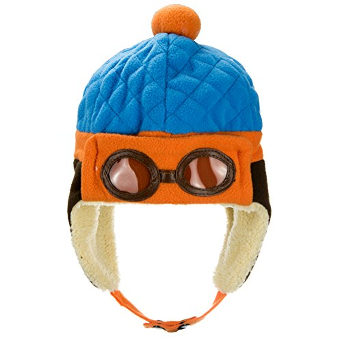 discount Funbase Baby Kids Winter Warm Soft Hat Beanie Pilot Aviator Earflap Bonnet Cap save more