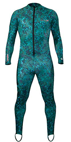 Henderson Camo Lycra Hot Skin Full Suit - 2X-Large