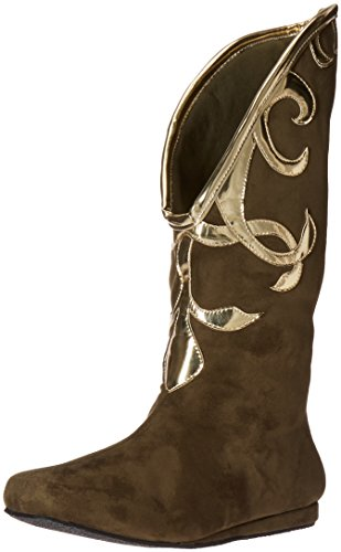 Princess Leia Shoes (Ellie Shoes Women's 103-Alba Boot, Olive, 9 M US)