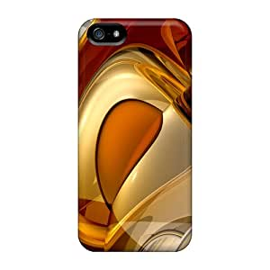 Snap-on Case Designed For Iphone 5/5s- Caramel