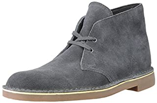 Clarks Men's Bushacre 2 Chukka Boot, Steel Blue, 7.5 M US (B005KLYXX4) | Amazon price tracker / tracking, Amazon price history charts, Amazon price watches, Amazon price drop alerts