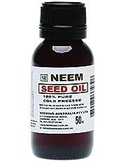 Neeming Australia Neem Seed Oil, 50 Milliliter