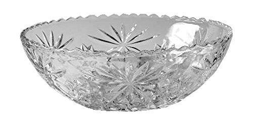 (Anchor Hocking Prescut Clear Glass ( 10 1/2