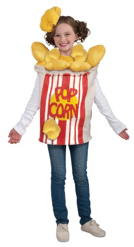 Kids Halloween Costumes Funny (Forum Novelties Kid Kernel Child Popcorn Costume)